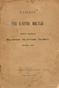 Fuq il-Kitba Maltija