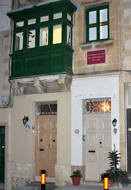Dar Doreen Micallef, 12, App. 1, Triq Sant'Andrija, Il-Belt Valletta VLT 1431
