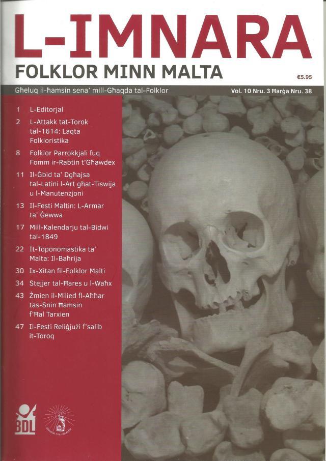L-Imnara Vol. 10 Nru 3 ħarġa 38