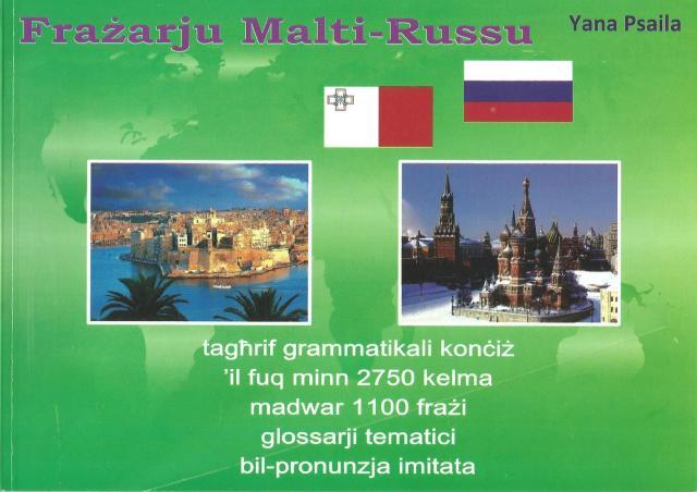 Frazarju Malti-Russu_Yana Psaila