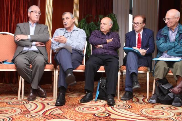 Diskussjoni f'wieħed mill-gruppi ta' ħidma waqt il-Forum Nazzjonali (3)