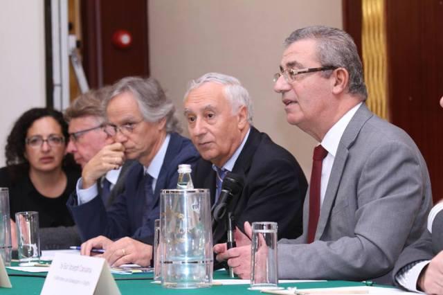 Il-Ministru tal-Edukazzjoni Evarist Bartolo waqt il-Forum Nazzjonali