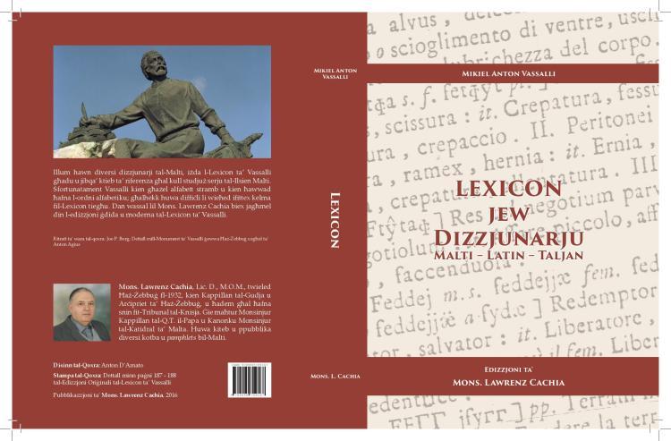 Lexicon ed. Mons. Cachia _jpeg