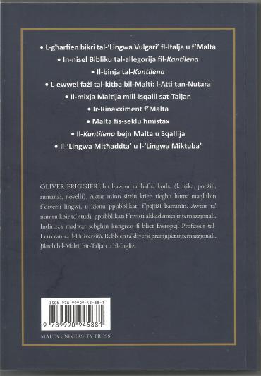 il-kantilena-ta-pietru-caxaru-oliver-friggieri